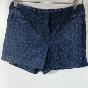 AnnTaylor Petite 2 Shorts Signature 100% Cotton